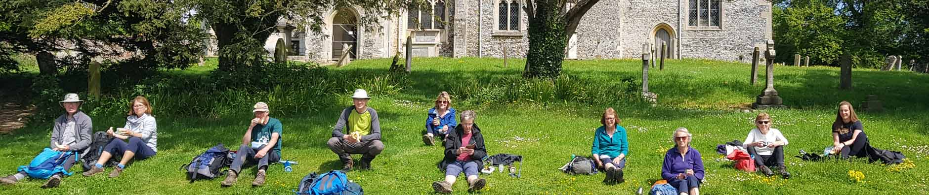 Wednesday walk (Dalham) - May 2021